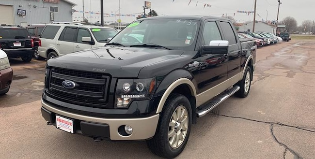 2010 Ford F-150 King Ranch 4x4 4dr SuperCrew Styleside 5.5 ft. SB Truck SuperCrew Cab
