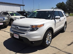 Used 2012 Ford Explorer Limited SUV for sale in South Sioux City