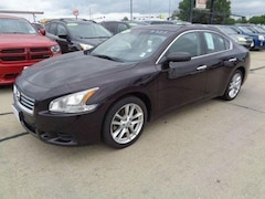 Used 2012 Nissan Maxima 3.5 S (CVT) Sedan for sale in South Sioux City