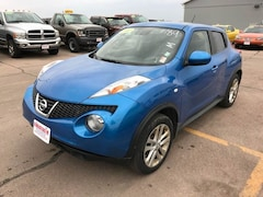 Used 2012 Nissan Juke SV AWD (CVT) SUV for sale in South Sioux City