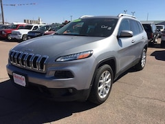Used 2014 Jeep Cherokee Latitude FWD SUV for sale in South Sioux City