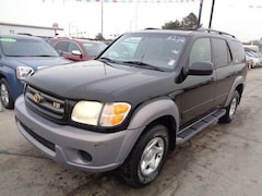 Used 2001 Toyota Sequoia SR5 V8 SUV for sale in South Sioux City