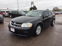 Used 2011 Dodge Avenger Express Sedan for sale in South Sioux City