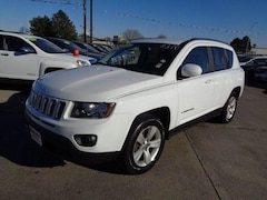 Used 2014 Jeep Compass Latitude 4x4 SUV for sale in South Sioux City
