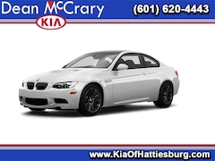 Used 2008 BMW M3 Coupe WBSWD93568PY43108 for sale in Mobile, AL at Dean McCrary Mazda
