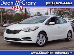 Used 2016 Kia Forte LX FWD Sedan for sale in Mobile, AL at Dean McCrary Mazda