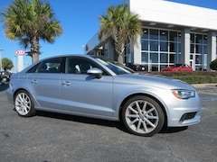 Used 2016 Audi A3 1.8T Premium Sedan WAUA7GFF8G1037657 for sale in Mobile, AL at Dean McCrary Mazda