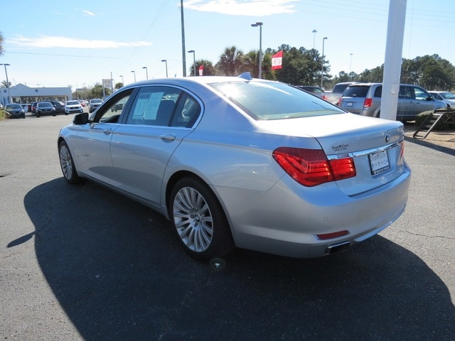 Used 2012 BMW 750Li For Sale at Dean McCrary Kia of Mobile | VIN