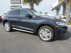 Used 2018 Audi Q5 2.0T SUV WA1BNAFY6J2054013 for sale in Mobile, AL at Dean McCrary Mazda