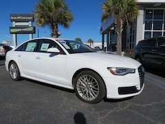 Used 2016 Audi A6 3.0 TDI Premium Plus Sedan WAUFMAFC9GN000689 for sale in Mobile, AL at Dean McCrary Mazda