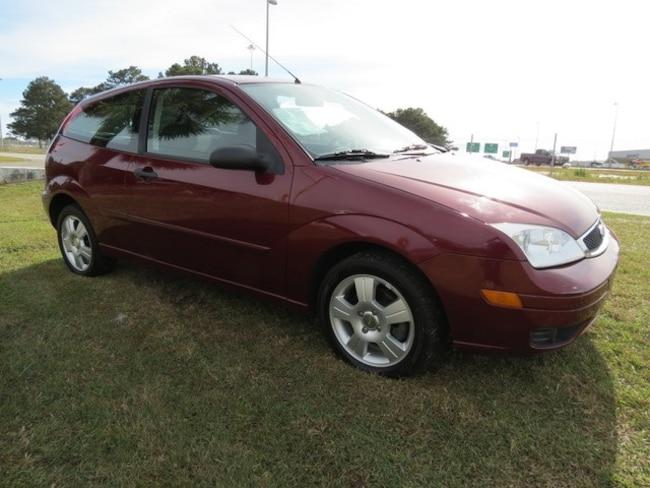 2006 Ford Focus Hatchback
