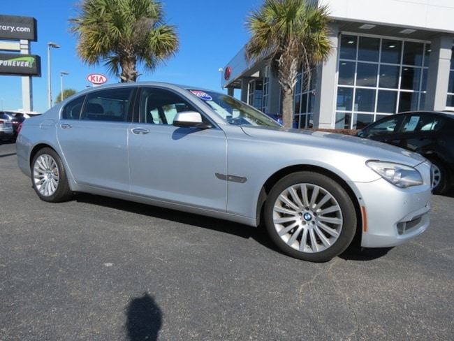 Used 2012 Bmw 750li For Sale At Dean Mccrary Kia Of Mobile Vin