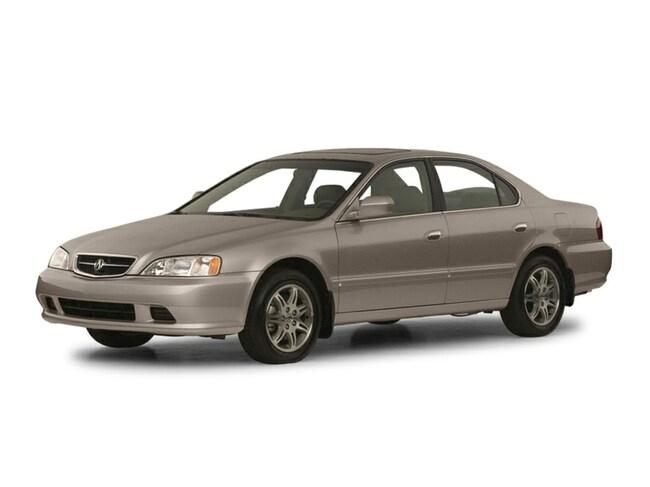 2001 Acura TL 3.2 Sedan