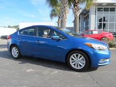 Used 2015 Kia Forte EX FWD Sedan for sale in Mobile, AL at Dean McCrary Mazda