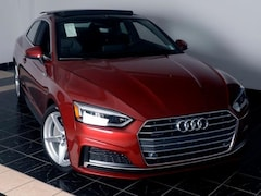 Used 2018 Audi A5 2.0T Premium Coupe WAUTNAF57JA017586 for sale in Mobile, AL at Dean McCrary Mazda