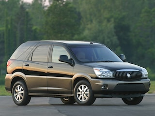 Used 2004 Buick Rendezvous SUV for Sale at Dean McCrary Mazda in Mobile, AL
