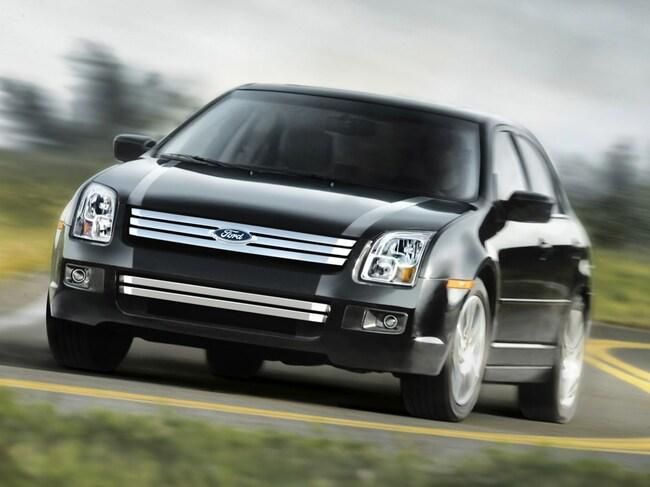 2006 Ford Fusion SEL I4 Sedan
