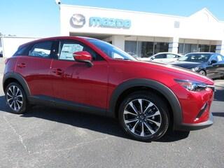 New 2019 Mazda Mazda CX-3 Touring SUV JM1DKDC74K0431259 for sale in Mobile, AL at Dean McCrary Mazda