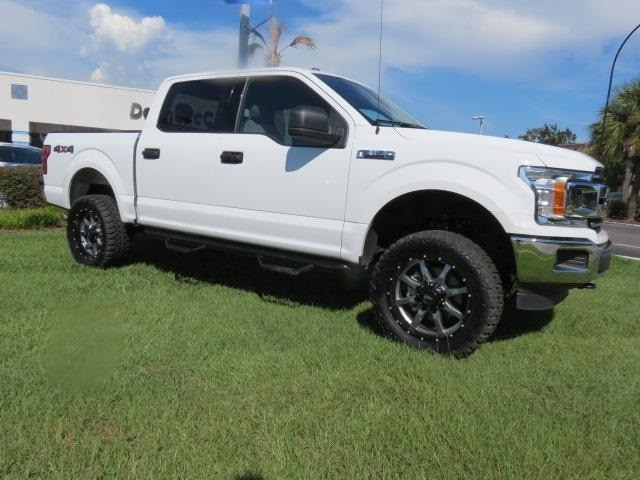 Used 2018 Ford F-150 Truck SuperCrew Cab for Sale in Mobile, AL at Dean McCrary Mazda