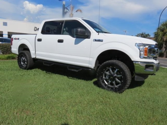Used Tires Mobile Al >> Used 2018 Ford F 150 For Sale In Mobile Al Near Saraland Prichard Mu7809