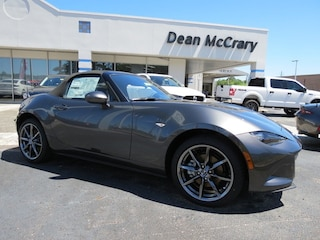 2019 Mazda Mazda MX-5 Miata Grand Touring Convertible for sale in Mobile, AL at Dean McCrary Mazda