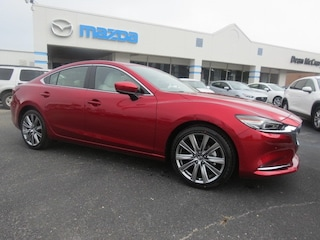 New 2018 Mazda Mazda6 Signature Sedan JM1GL1XY3J1326152 for sale in Mobile, AL at Dean McCrary Mazda
