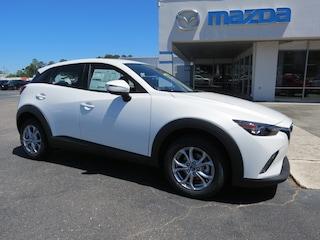 New 2019 Mazda Mazda CX-3 Sport SUV JM1DKDB72K1438531 for sale in Mobile, AL at Dean McCrary Mazda
