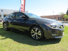 Used 2017 Nissan Maxima 3.5 Platinum Sedan 1N4AA6APXHC428643 for sale in Mobile, AL at Dean McCrary Mazda