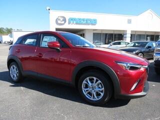 New 2019 Mazda Mazda CX-3 Sport SUV JM1DKDB71K0431821 for sale in Mobile, AL at Dean McCrary Mazda