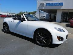 Used 2012 Mazda Mazda MX-5 Miata Special Edition (M6) Convertible JM1NC2SF4C0222717 for sale in Mobile, AL at Dean McCrary Mazda