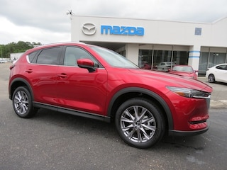 New 2019 Mazda Mazda CX-5 Grand Touring SUV JM3KFADM3K1573103 for sale in Mobile, AL at Dean McCrary Mazda