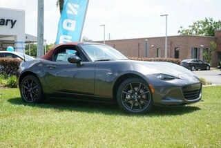 2018 Mazda Mazda MX-5 Miata Club Convertible for sale in Mobile, AL at Dean McCrary Mazda