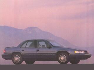 Used 1993 Chevrolet Lumina Base V6 Sedan for Sale at Dean McCrary Mazda in Mobile, AL