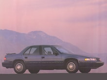 1993 Chevrolet Lumina Base V6 Sedan