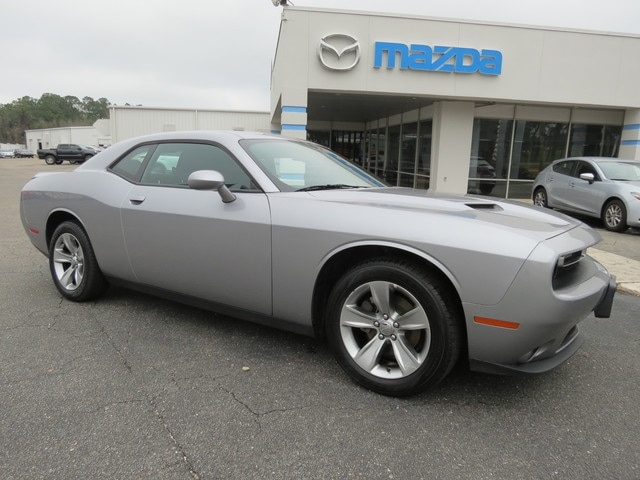 Used 2018 Dodge Challenger SXT Coupe for Sale in Mobile, AL at Dean McCrary Mazda