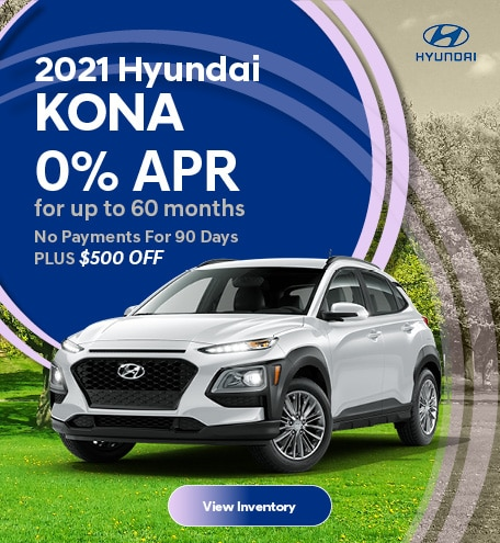 May 2021 Hyundai Kona