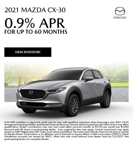 2021 Mazda CX-30 (apr)