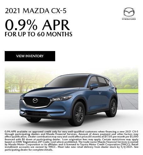 2021 Mazda CX-5 (apr)