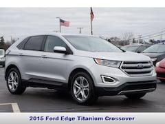 Used 2015 Ford Edge Titanium SUV in Troy MI