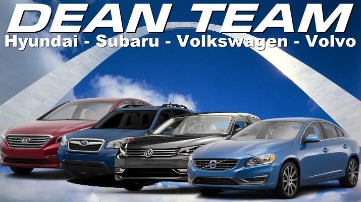 Dean Team Automotive | New Volkswagen, Subaru, Volvo, Hyundai ...