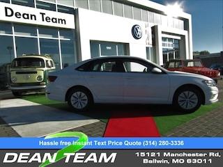 2019 Volkswagen Jetta S S Auto w/SULEV