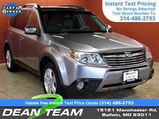2009 Subaru Forester X Limited Auto X Limited
