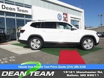 2019 Volkswagen Atlas 3.6L V6 SE w/Technology 4MOTION 4MOTION