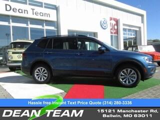 2019 Volkswagen Tiguan 2.0T S 4MOTION SUV