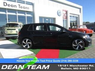2018 Volkswagen Golf GTI SE 2.0T SE DSG