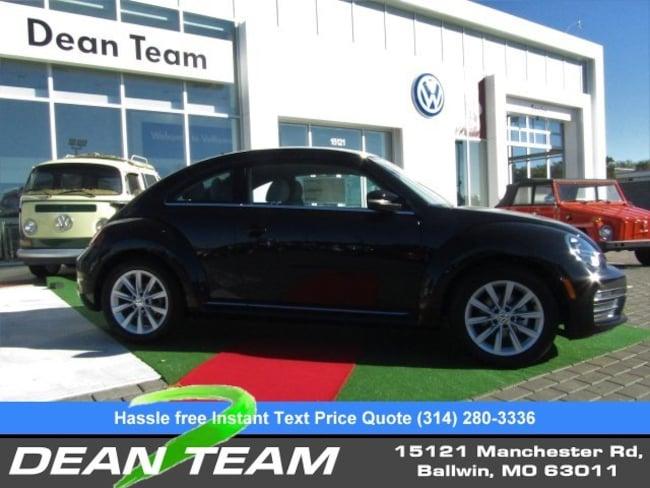 2018 Volkswagen Beetle SE SE Auto