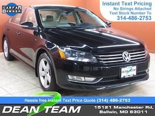 2015 Volkswagen Passat 1.8T Limited Edition Sedan
