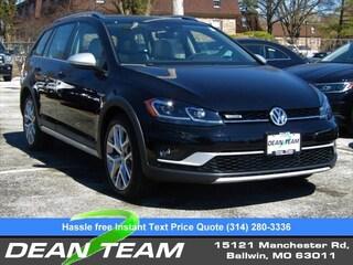 2019 Volkswagen Golf Alltrack SE Wagon