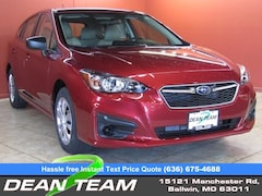 2019 Subaru Impreza 2.0i 2.0i  CVT