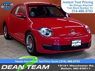 2012 Volkswagen Beetle 2.5L Coupe